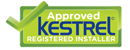 Kestrel Registered Installer